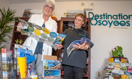 Destination Osoyoos teams up with chamber on pilot project to promote local businesses