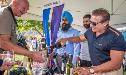 Tourism association running with Festival of the Grape
