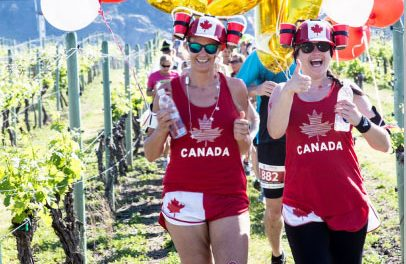 Half Corked Marathon wins 2017 Event of the Year at the Canadian Tourism Awards