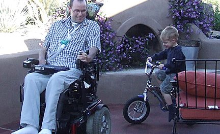 FORMER OSOYOOS FAMILY SEEKING HELP FOR MEMBER WITH ALS