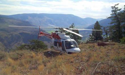 Helicopter training company wants contract to guarantee it can operate in national park