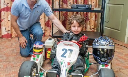 Villeneuve hopes to develop race track here