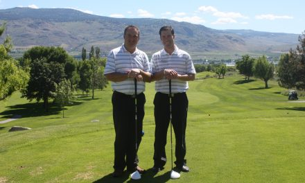 OSOYOOS GOLF PROS READY FOR EXTREMELY LONG DAY OF GOLF