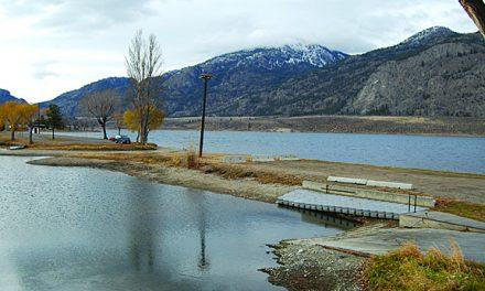 OSOYOOS LAKE WATER QUALITY SOCIETY WANTS MARINA PLANS ADJUSTED