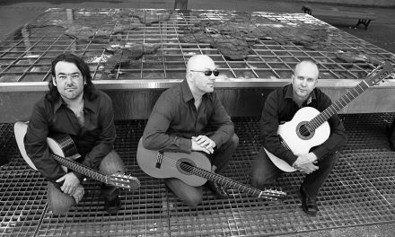 Montreal Guitar Trio bringing 20 years of tunes to Oliver