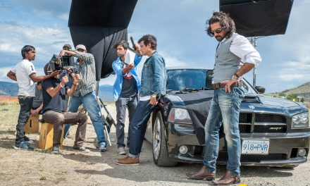 Bollywood actors in Osoyoos to film action romance
