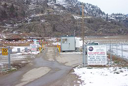 Funding sought for landfill compost site