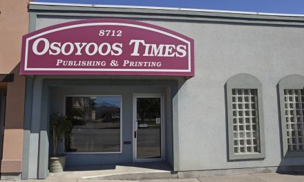 Labour Day weekend means Osoyoos Times office closed Monday