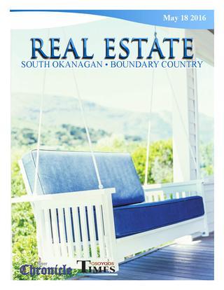 Osoyoos Real Estate Guide – May 18 2016