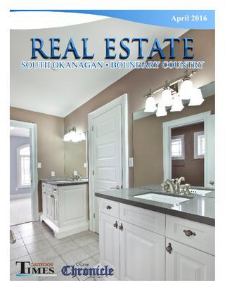 Osoyoos Real Estate Guide – April 2016