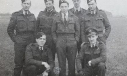 Dutch historians looking for information on WW2 flight engineer connected to Osoyoos