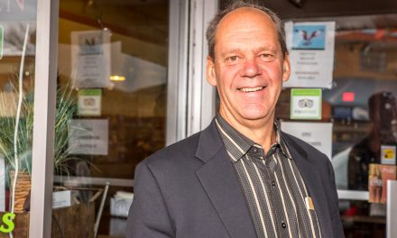 Patton is campaigning for New Democrats nomination, but still needs to be vetted