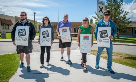 BCTF will continue rotating strikes, as teachers will hit picket lines once again next Thursday