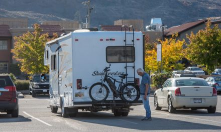 Town's boat trailer parking lot to make space for RVs
