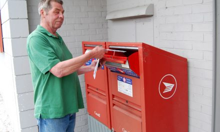 SOME LOCALLY ADDRESSED MAIL TO BE SORTED IN VANCOUVER