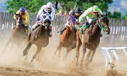 Six horse races planned for this  Saturday's event at Desert Park