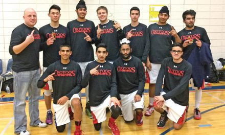 Rattlers win Barriere tourney third year in a row