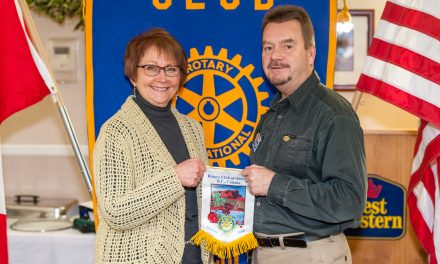 Park would boost economy, advocate tells Rotary