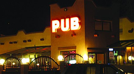 PUB FINED $400 FOR NOISE VIOLATIONS