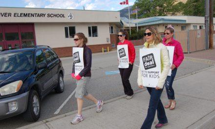 Teacher strike means no school next Thursday