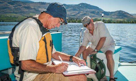 Monitoring lake quality is 'best volunteer job in town'