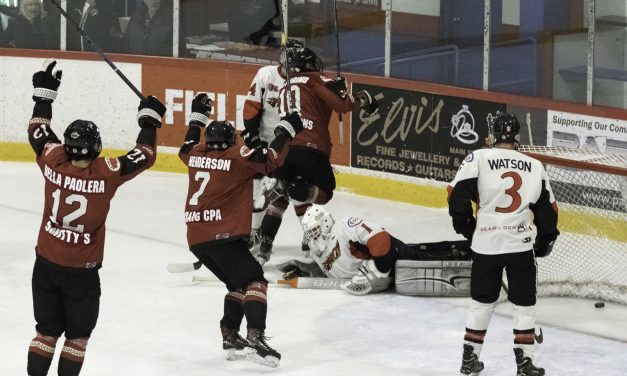 Coyotes score nine, grab two wins before holiday break