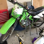 Tourist warning others after theft of dirt bike