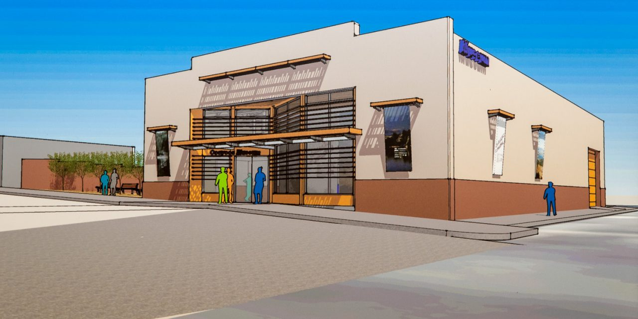 Osoyoos Museum grand opening  slated for next June