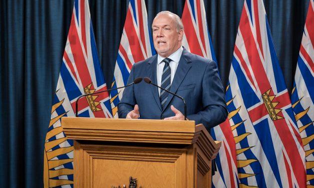Election B.C.: Horgan calls snap election