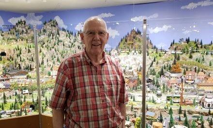 Model railroad in Osoyoos receives another award