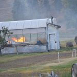 Burning complaints keep firefighters hopping