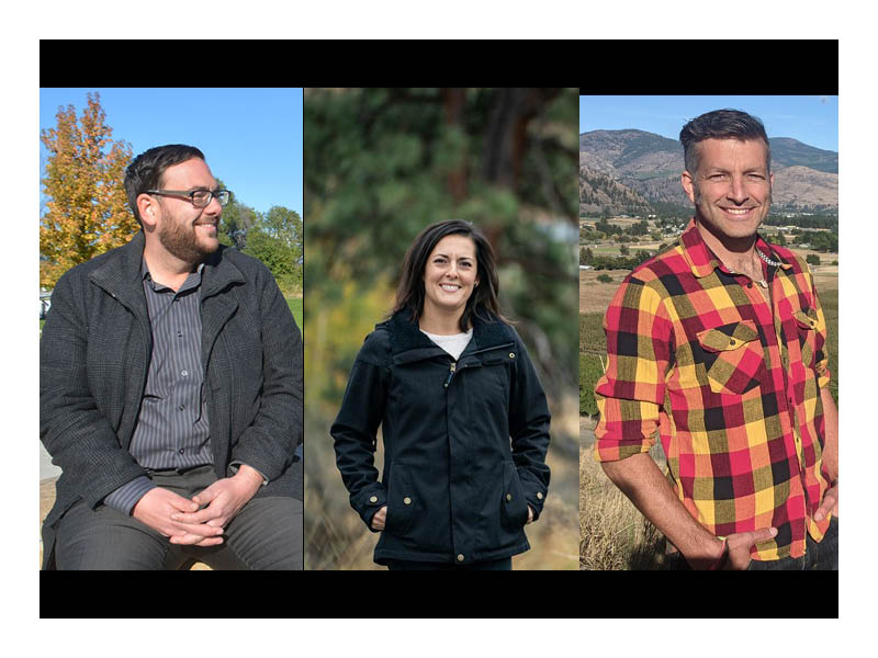 How Boundary Similkameen candidates are spending Election Night