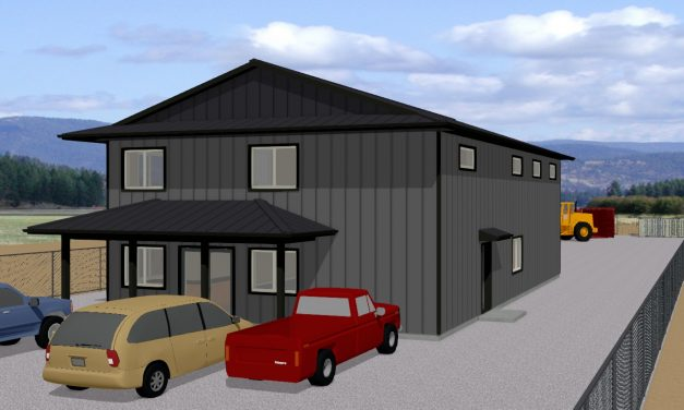 Oliver council approves storage building
