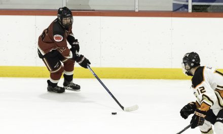 Coyotes rookie Levi Carter motivated to be impact player